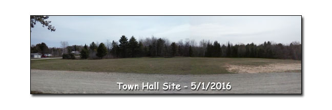 Town hall site - 5/1/2016